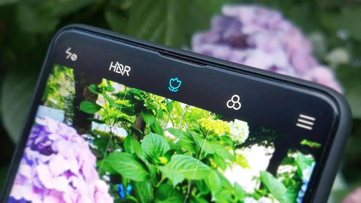 Xiaomi Mi MIX 2S AIカメラ