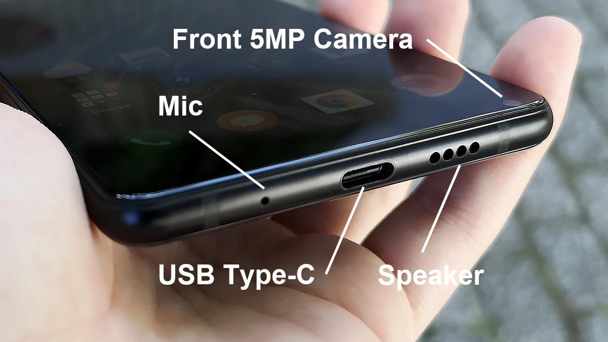Xiaomi Mi MIX 2S 底面