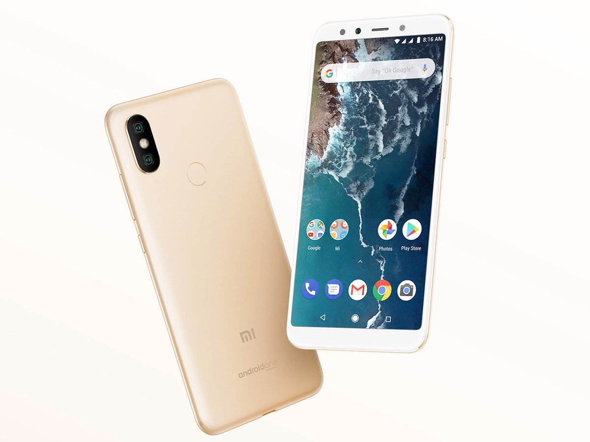 XiaomiのAndroid One「Mi A2」「...