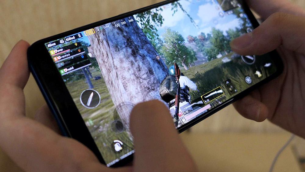 Xiaomi Mi8でPUBG Mobileをプレイ