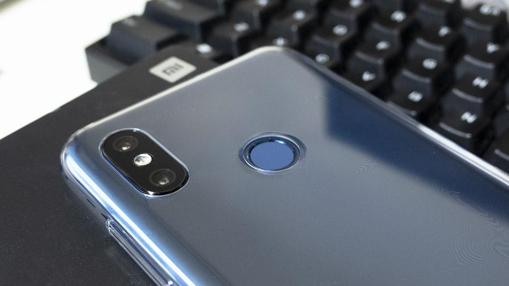 Xiaomi Mi8 ソフトケース