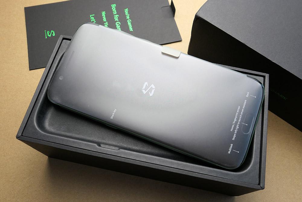 Xiaomi Black Shark 開封