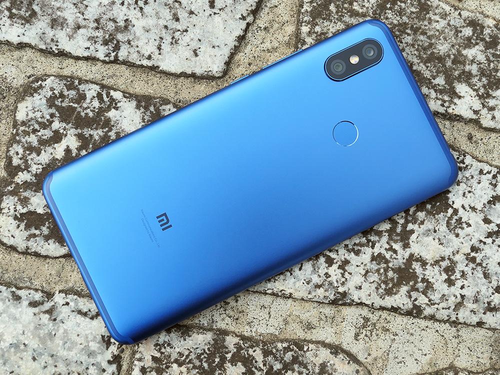 Xiaomi Mi Max 3 背面