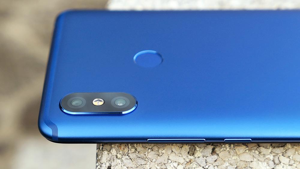 Xiaomi Mi Max 3 物理ボタン