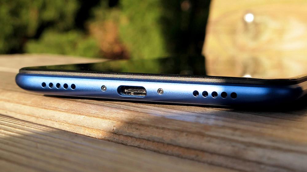 Xiaomi Mi Max 3 底面