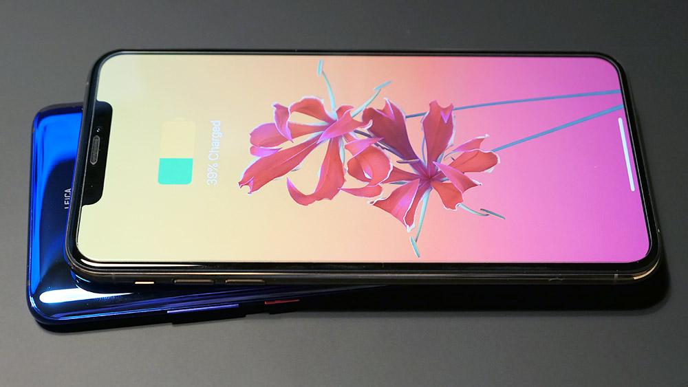 Huawei Mate 20 Pro Qi逆充電